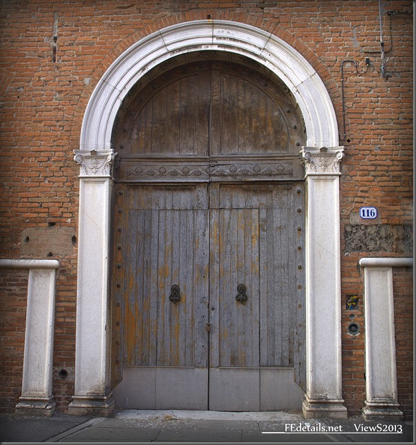 Porte della città 2 - Doors of the city 2, Ferrara, Italy, photo3