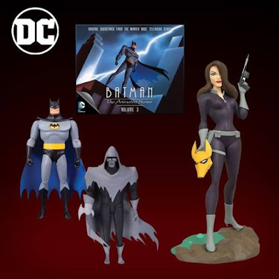 LAST CHANCE to get up to 50 off Batman Animated merch from Shop DC Entertainment: