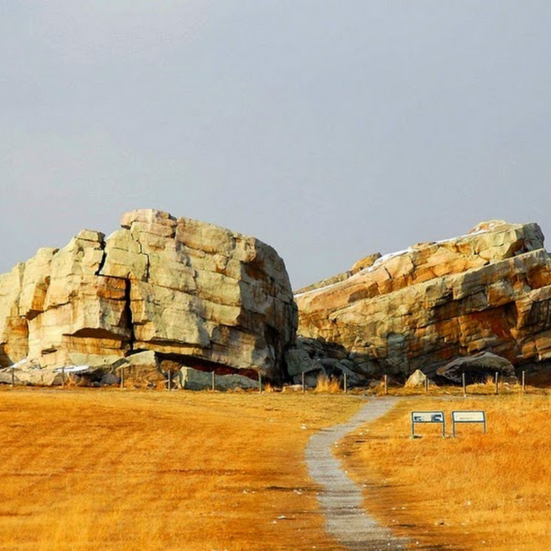 Okotoks Erratic: The Big Rock of Alberta