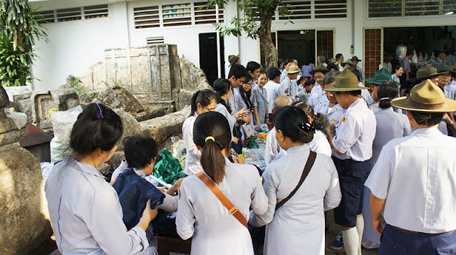 DSC06285 Lễ Hiệp kỵ   Lễ Huý Nhật Cư sĩ Sáng lập viên GĐPT Việt Nam   Tâm Minh Lê Đình Thám