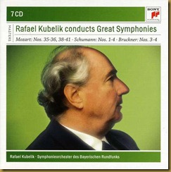 Kubelik sinfonias