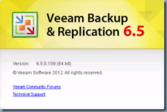 Terence Luk: Setting up replication with Veeam 6 5 over a