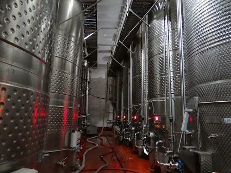 Basarabia - Drumul Vinului: Fabrica de la Purcari