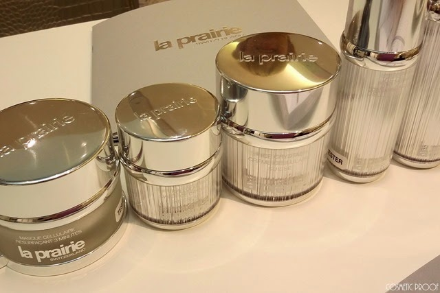 La Prairie Meet the Experts Event