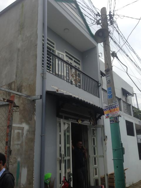 Bán lô đất hẻm xe hơi Xuân Thới Thượng Huyện Hóc Môn 02