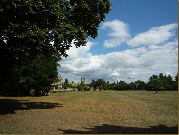 Oxford landscape