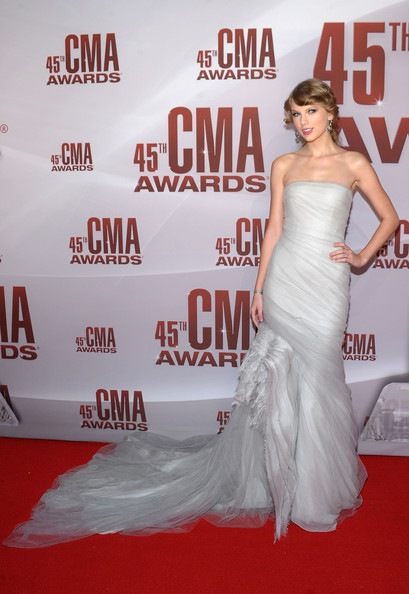 Taylor Swift 45th Annual CMA Awards Arrivals