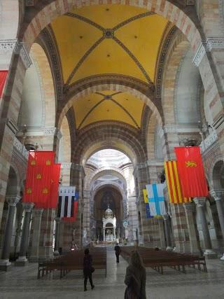 Cathédrale Sainte-Marie-Majeure à Marseille