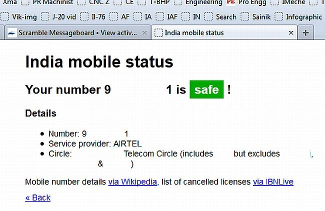 Check if your mobile number is affected by 2G license cancellation verdict
