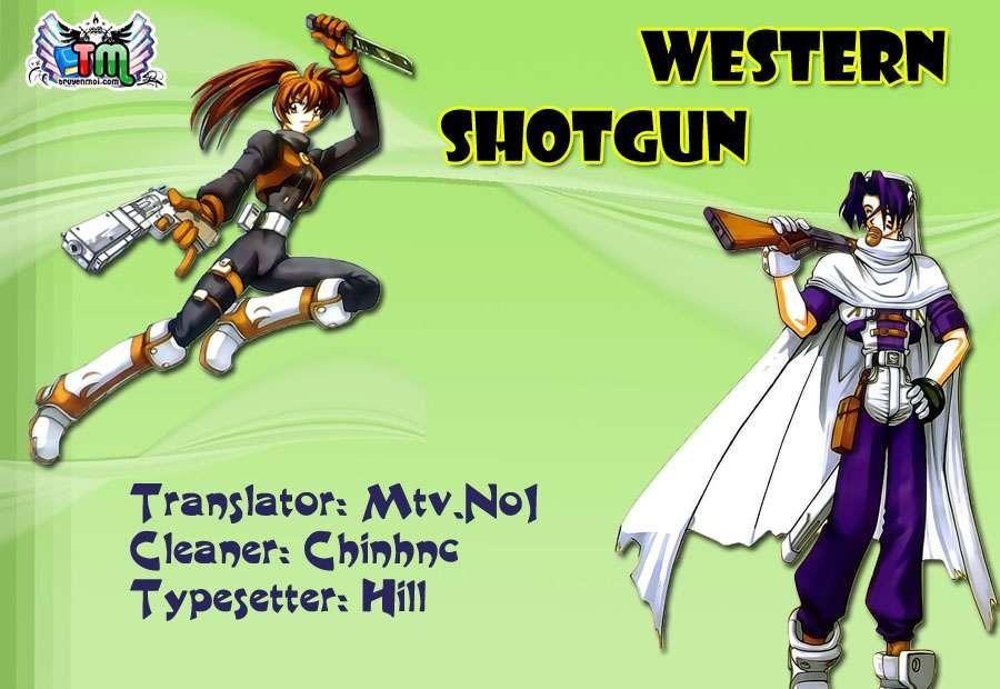 Western Shotgun - Tay súng miền tây Chap 54 - Truyen.Chap.VN