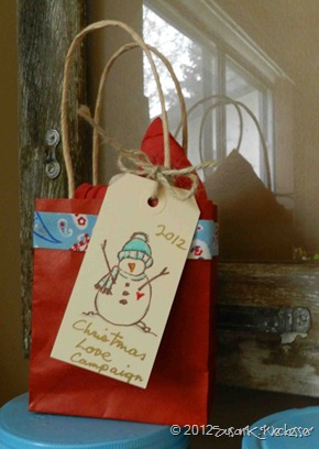 Christmas Love Campaign Gift Weckesser