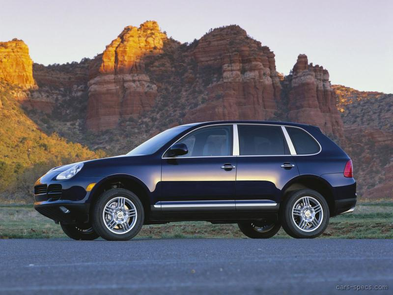 2004 porsche cayenne suv specifications pictures prices. Black Bedroom Furniture Sets. Home Design Ideas
