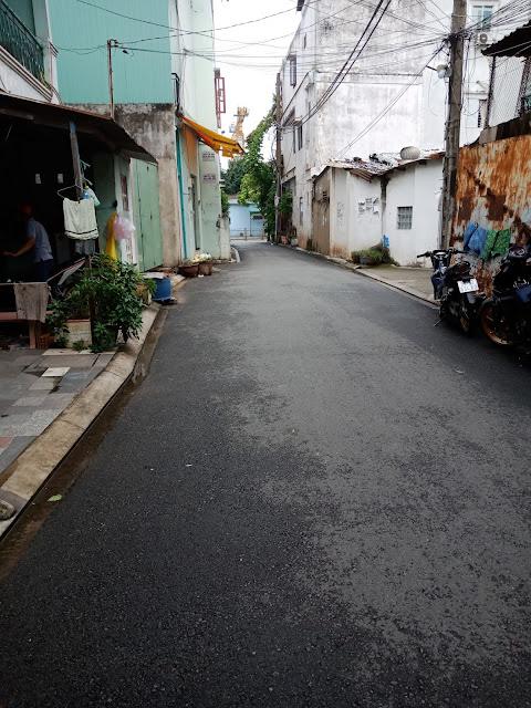 Bán nhà hẻm một sẹc Lũy Bán Bích Quận Tân Phú - 1