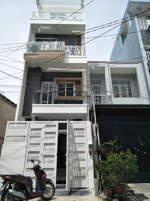 Bán nhà hẻm Phạm Văn Chiêu Quận Gò Vấp  2