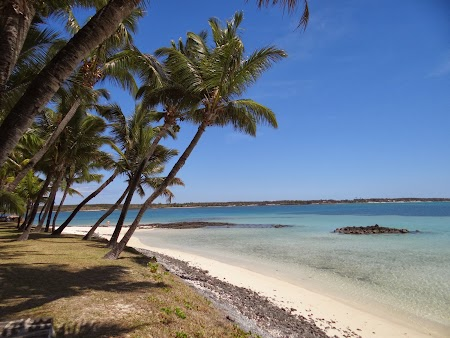 Plaja hotel One and Only Mauritius
