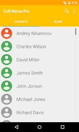 Call Notes Pro Screenshot 2
