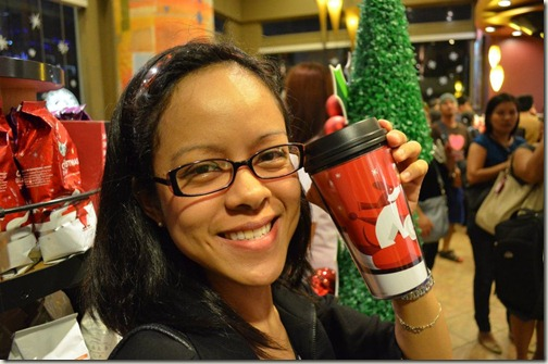 Starbucks Cheer Party 2011 at 6750