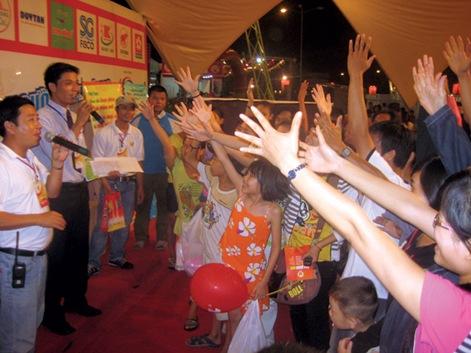 Doanh nghiệp hợp tác quảng bá hàng Việt