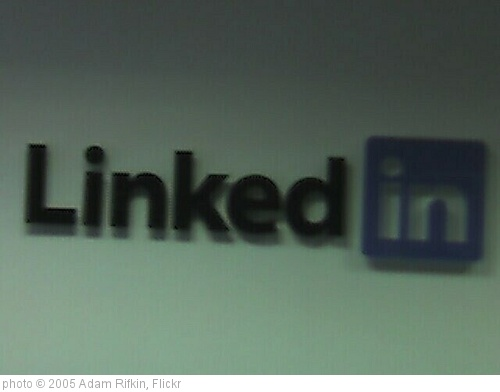 'I (heart) LinkedIn...' photo (c) 2005, Adam Rifkin - license: http://creativecommons.org/licenses/by/2.0/