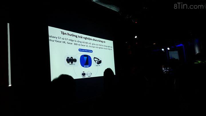 Samsung tham vọng biến Galaxy S7 thành thiết bị IoT, một media