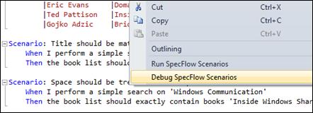 SpecFlow 1 8 - Gáspár Nagy on software