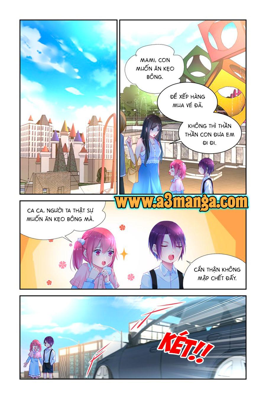 Bá Tình Ác Thiếu: Dạy Bảo Tiểu Đào Thê Chap 009
