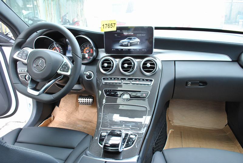 Giá xe Mercedes Benz C300 AMG New Model 05