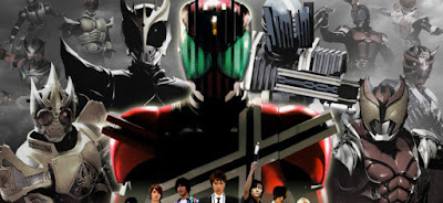 Siêu Nhân Kamen Rider Decade
