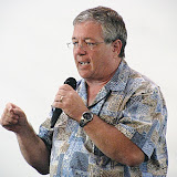 """South Maui County Councilmember Don Couch announced he will file a request with the Public Utilities Commission that any hearings on the MECO proposal to service the power needs of South Maui be held in K?hei. """"This is a decision about South Maui and it cannot be made on O'ahu,"""" he said. (Photo From Maui Weekly)"""