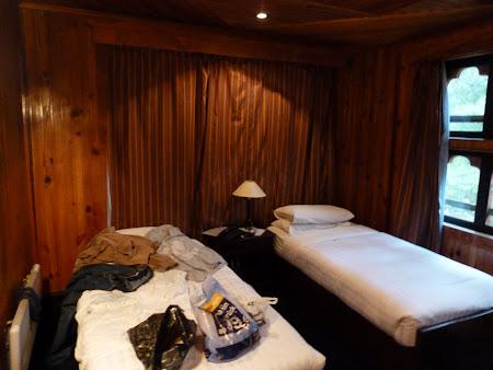 Cazare Bhutan: camera Hotel Olathang Paro