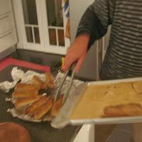 kerstmaand betekent worstenbroodjes. klaar!