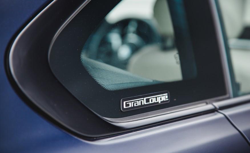 Ngoại thất xe BMW 420i Gran Coupe new model 08