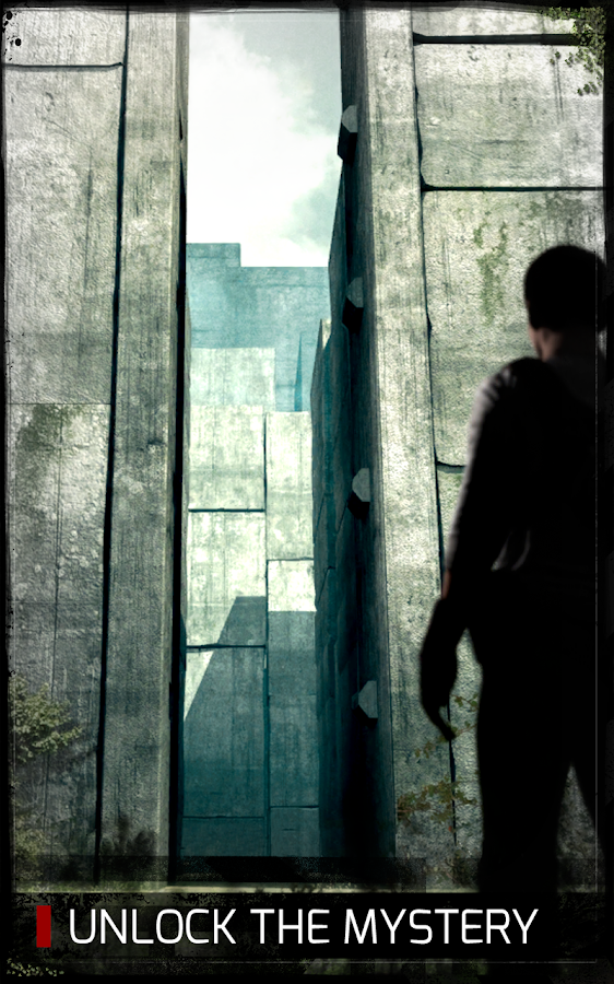 The Maze Runner- screenshot