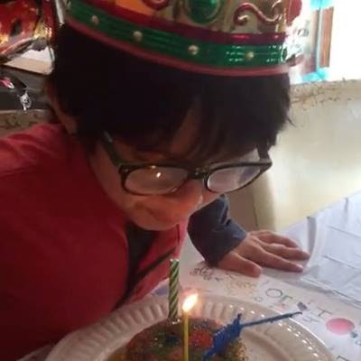 suzannedadhich Baby Ishaan turns 6 Time flies Miss you all so much
