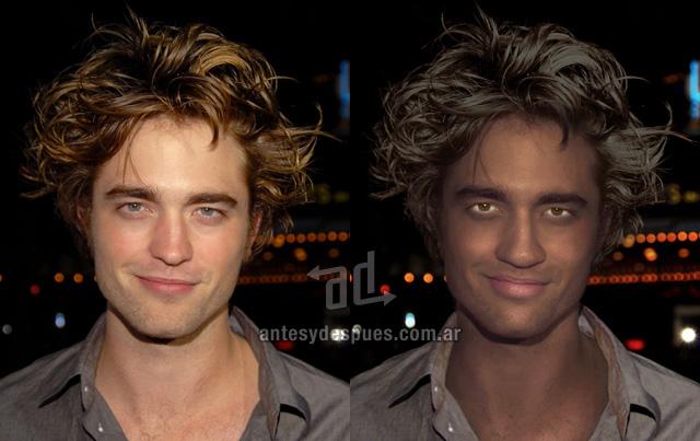 El lado oscuro de Robert Pattinson - www.antesydespues.com.ar