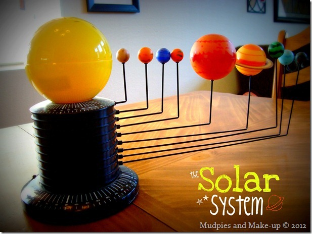 2nd Grade Solar System Unit (page 2) - Pics about space