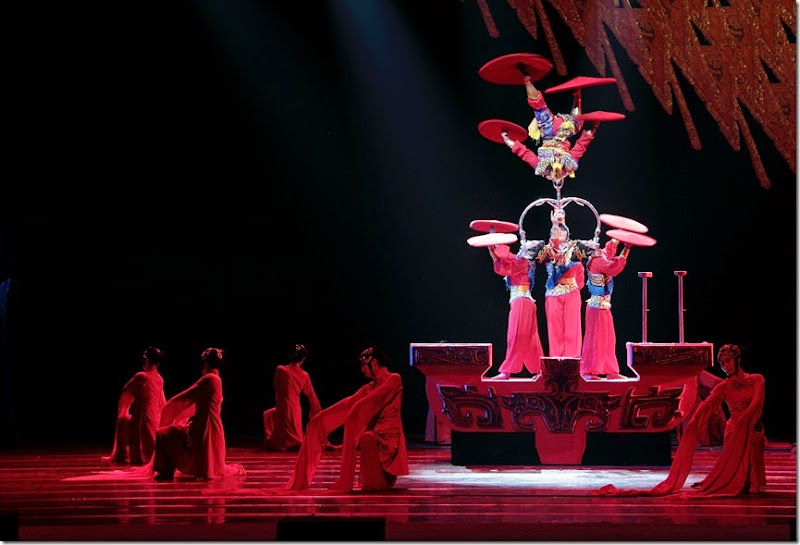 National Acrobats of China 34