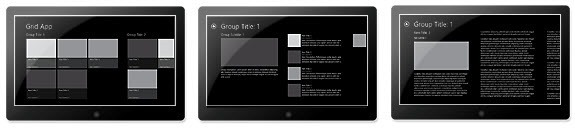 Win8Dev Tutorial: Understand WinRT Project Templates and