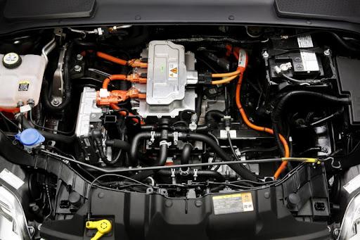 ford ka batteria
