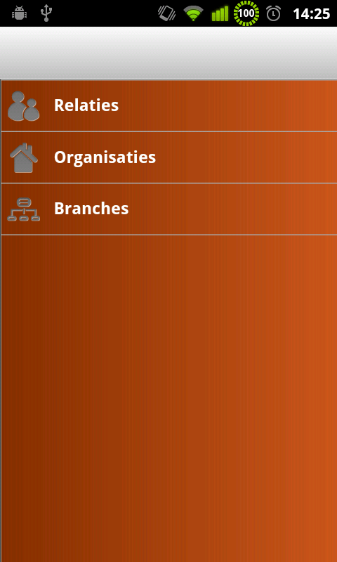 Humanagement CRM - screenshot