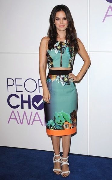 Rachel Bilson People Choice Awards Nominations