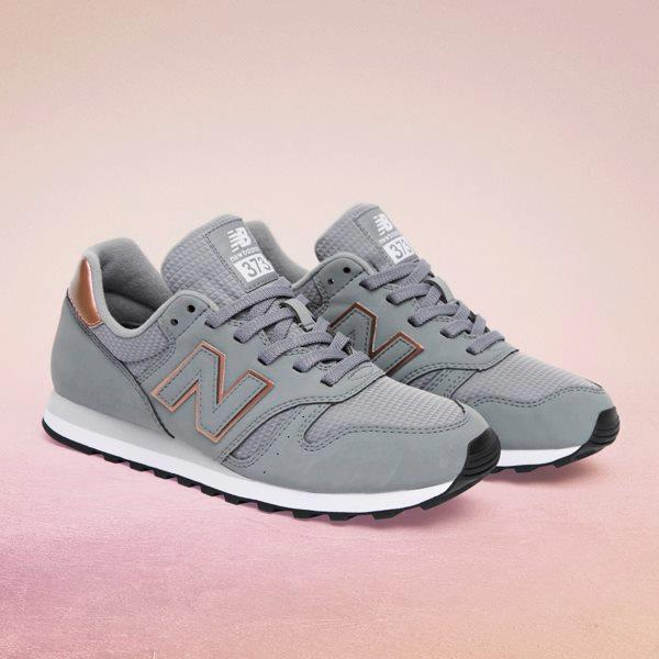 rose gold new balance grey