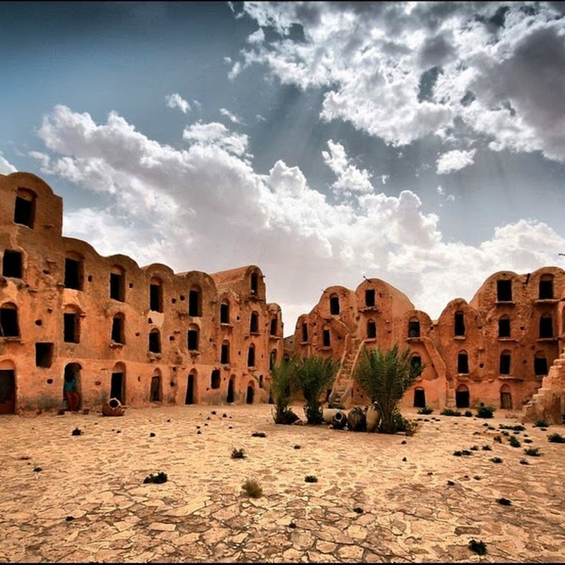 Ksar Ouled Soltane, A Fortified Granary