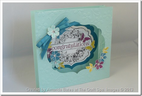 Blooming Marvellous, The Craft Spa, SAB 2013, Stampin Up, SU   (6)