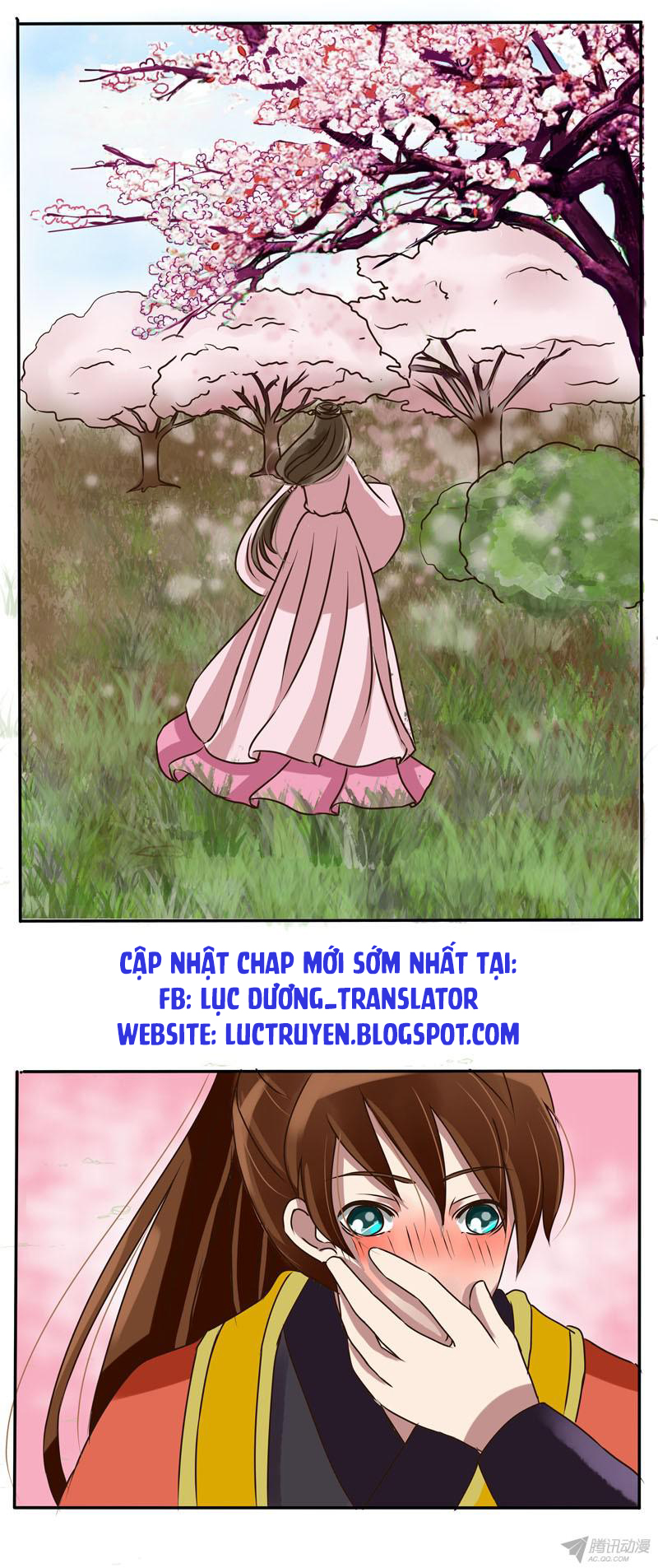 Thông Linh Phi Chap 012