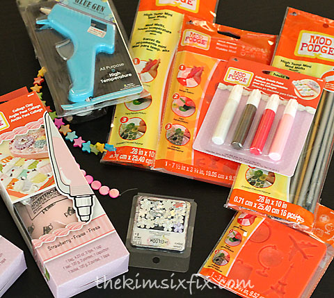 Decoden supplies