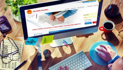 Đăng ký web với Bộ Công Thương là việc làm cần thiết khi kinh doanh online