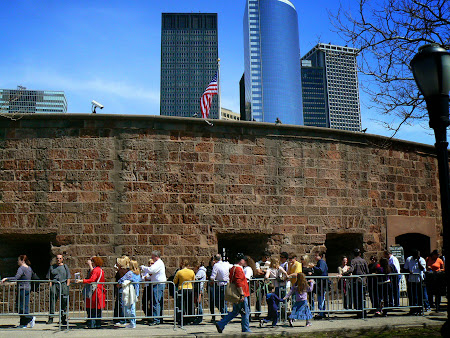 Obiective turistice New York: Battery Park