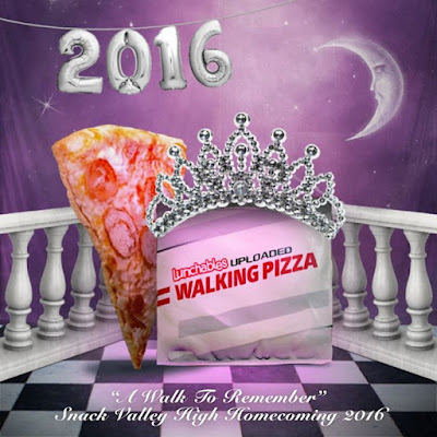 This Year's Homecoming Queen has officially stolen a pizza our hearts