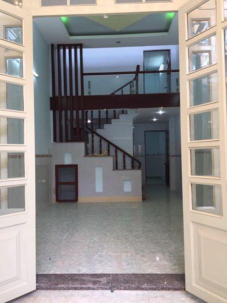 Nhà chính chủ Quận Gò Vấp, hẻm đường số 9, phường 16 - 01